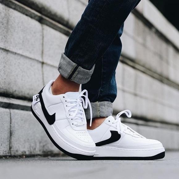 Brand New Nike Air Force 1 Jester XX White + Black 0f760dee6